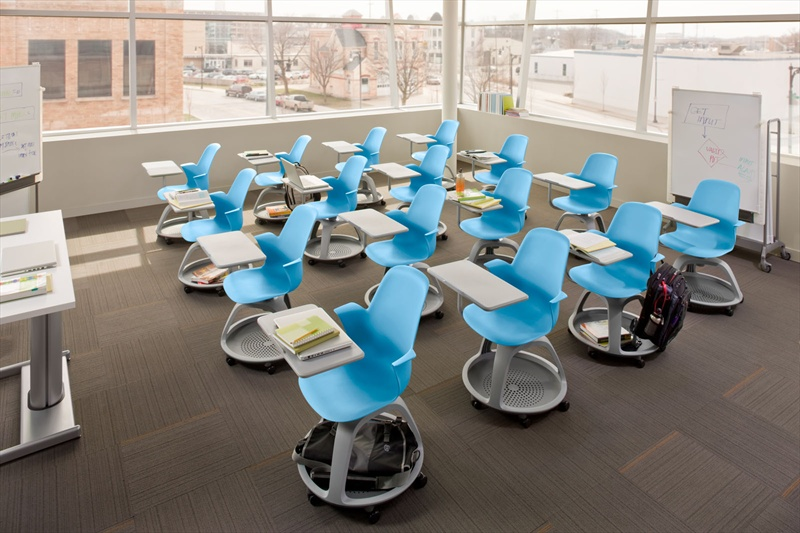 Design For The Future Classrooms