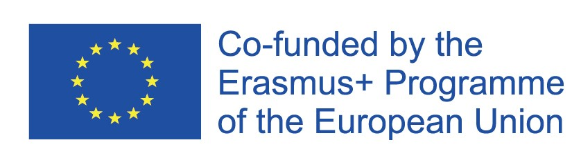 Erasmus+ Programme (funded with the support by)
